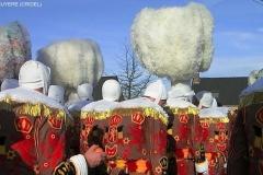 carnaval msg 2016 les gilles en chapeau