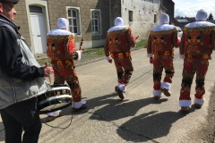 carnaval msg 2016 départ d'un groupe